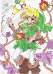 Link - oracle of seasons (remake) by Animelucky