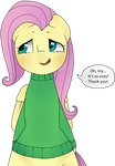 Sweatershy by oouichi