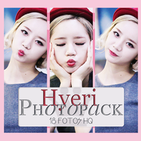 Photopack Hyeri - Girls Day 011 by DiamondPhotopacks