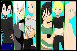 Soul Eater Oc Collab by PowBunny