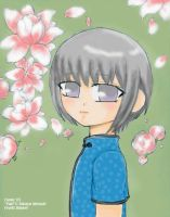 Yuki Sohma by Sickkitty