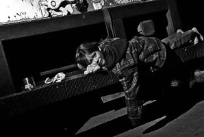 Homeless child 7 by fotograff