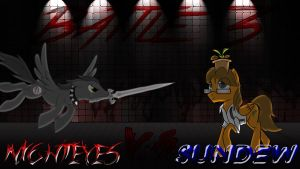 Pony Kombat New Blood 3 Round 3, Battle 3 by Macgrubor
