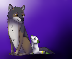 Little Pup by Daisylasy3