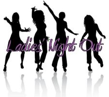 Ladies Night Out Collad Ladies only by Asiatheblacknese