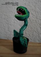 Carnivorous Plant Polymer Clay by ArtbySaide