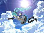 Free Falling by TheChaoticMuffin