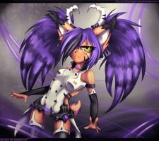 AT .: Kakui 005 :. by JuliaTheDragonCat