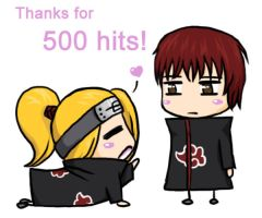 500 hits by Ceresy