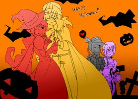 Halloween!! by ill825