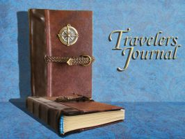 Travelers Journal ~Commission by Swashbookler