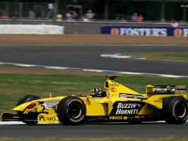Damon Hill (Great Britain 1999) by F1-history
