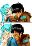 Miku And Alan - Just Cry... by hirkey