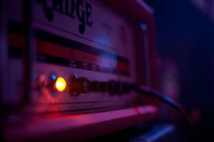 Stage amp by cosmicsteve