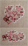 Itsy Bitsy Hearts by pinkythepink