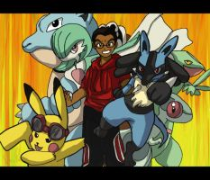 supersonichero poke team by Nishi06