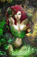 Poison Ivy by Yazkaron