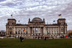 Reichstag, Berlin, Germany by TaNa-Jo