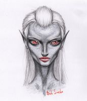 Dunmer by Smeha