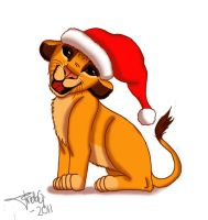 A Very Simba Christmas by Candentia