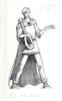 OotS - Elan the Bard by Exart
