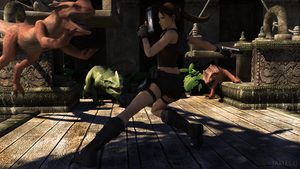 Tomb Raider Underworld by James--C