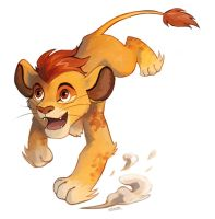 Kion by nightsanghaw