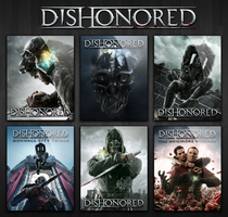 Dishonored Pack by dander2