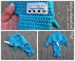 Baby Narwhal Hat by the-carolyn-michelle