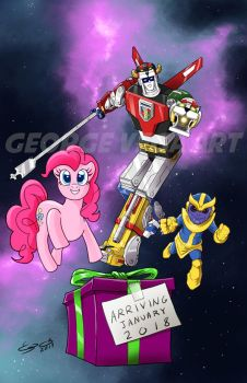 Voltron-Pinky Pie-Baby Thanks by shaotemp