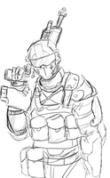 Carnaithian Soldier request by 123GOHANZ