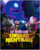 My Little Pony: Undead Night-Mare (Version 1) by MattX16