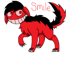 Smile Dog (: by princegisXD