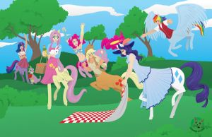 My Little Centaur by NotJailBait