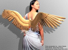 Airah the Mulawin by j4ever