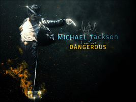 Michael Jackson- I am not dangerous by Akashishere