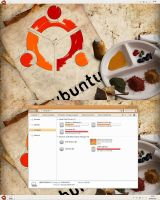 Win 7 Ubuntu Theme Mod FIXED by leepat0302