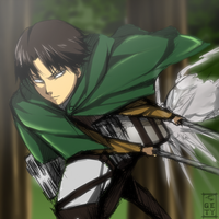 Butcher Levi by Nouin