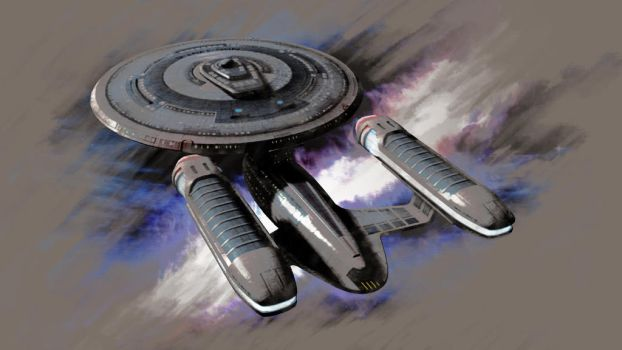 Enterprise Series - NCC-1701-C by thomasthecat