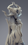 Forest Maiden sculpt by K4ll0