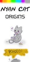 Nyan Cat ORIGINS by vappletree