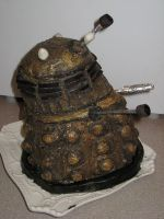 Dalek cake by 1isabel
