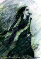 Snape In The Wind by Expell-HUN