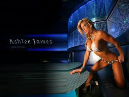 Ashlee James by DIGI-TALIS