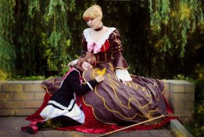 New Umineko.... by arienai-ten