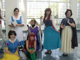 Moar Disney Belles by WildFantasy