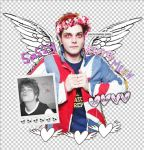 Gerard Way ID by xGagaWay