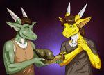 A Special Gift by dracenmarx