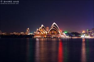 Sydney Opera House by shiroang