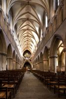 Wells Cathedral 4 by CharmingPhotography